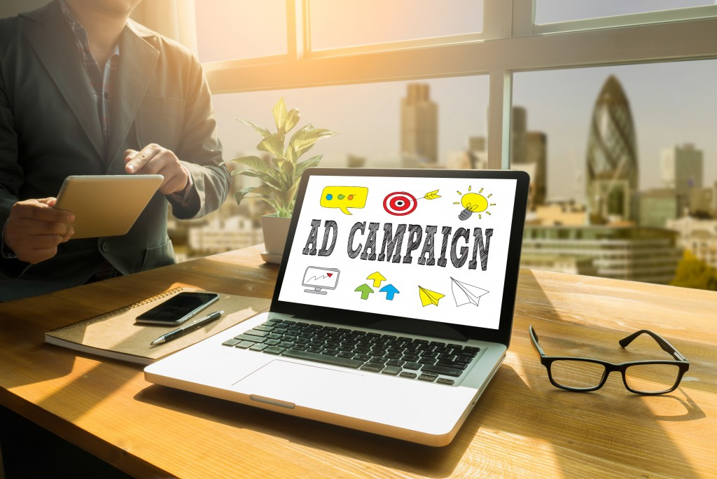 advertising campaign concept