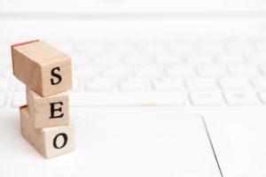 SEO letter blocks