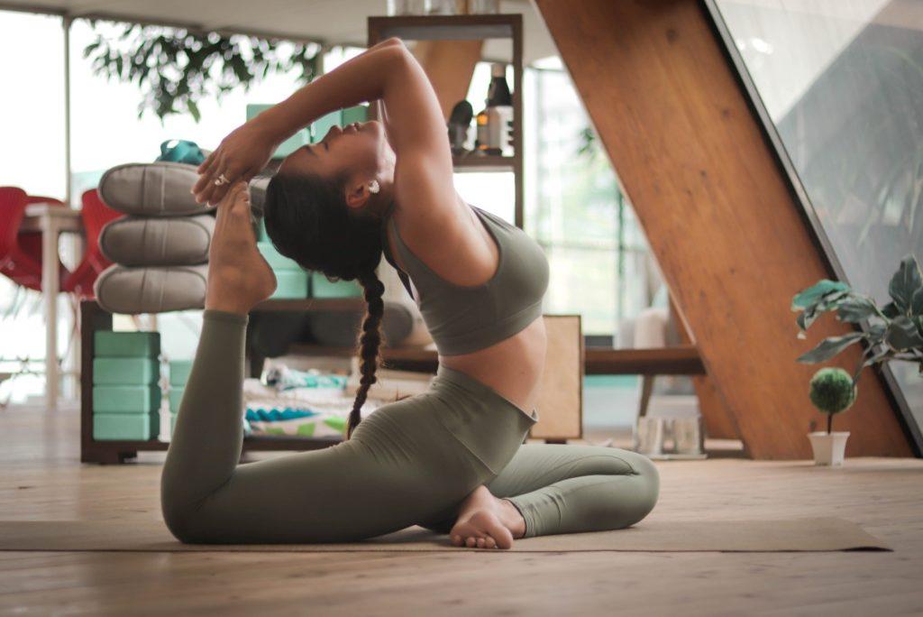 exercising-woman