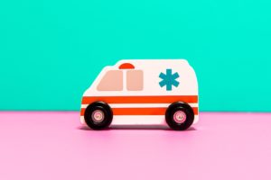 mini ambulance