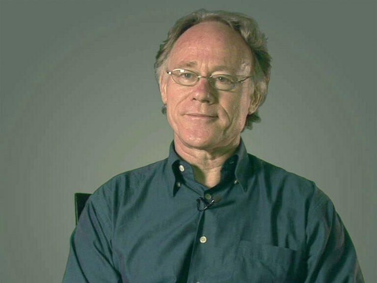 Graham Hancock being interviewed