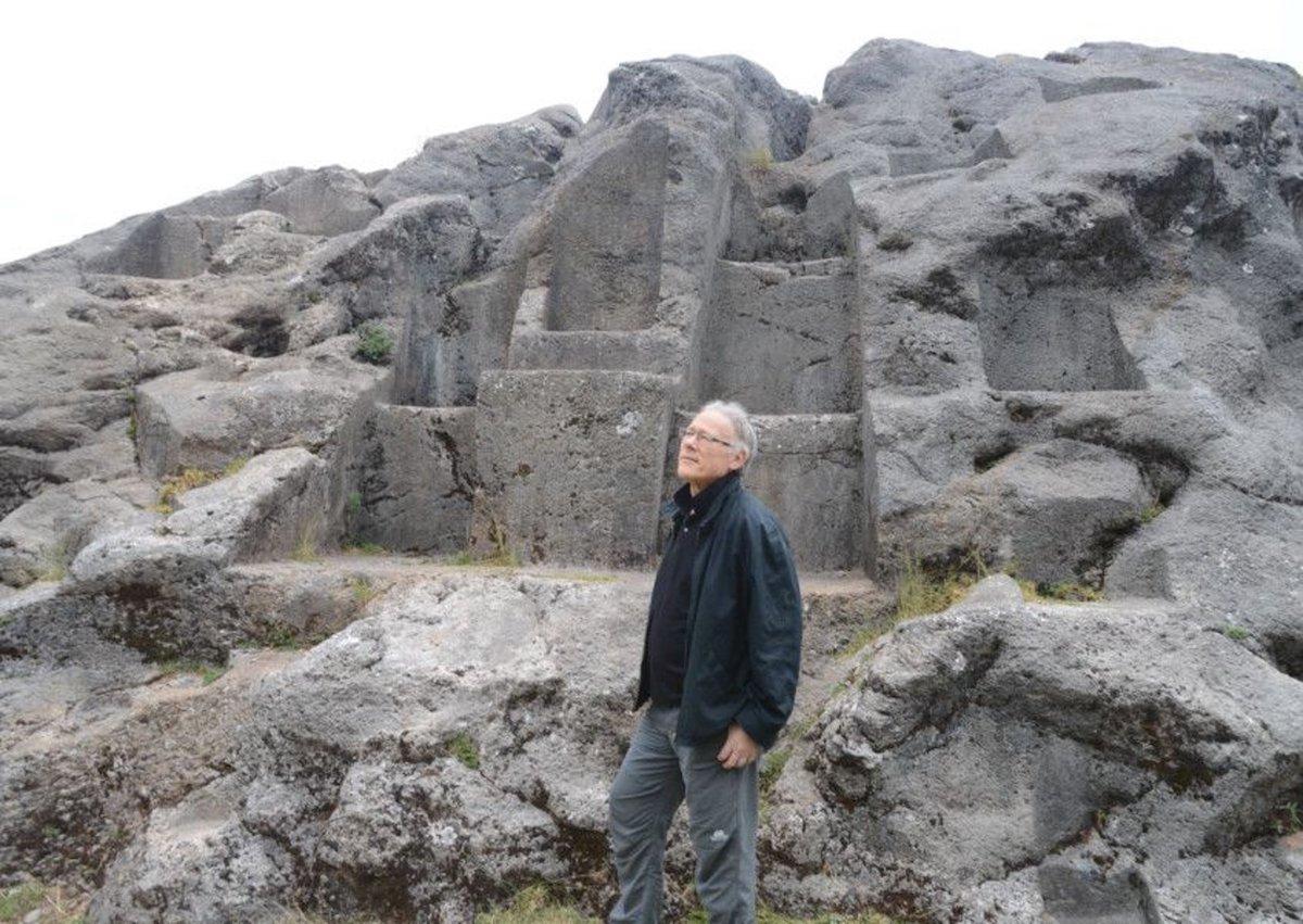 Graham Hancock hunting for lost civilization
